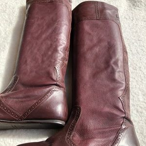Diesel Genuine Leather Boots